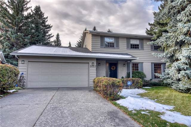 3023 Underhill Drive NW, Calgary, AB T2N 4E4 (#C4270822) :: The Cliff Stevenson Group