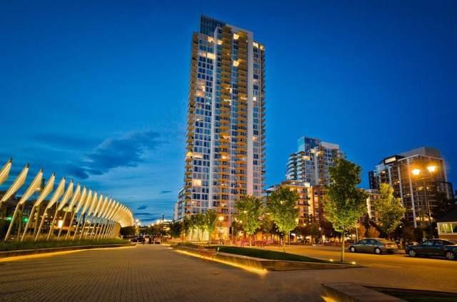 510 6 Avenue SE #2305, Calgary, AB  (#C4270834) :: Redline Real Estate Group Inc