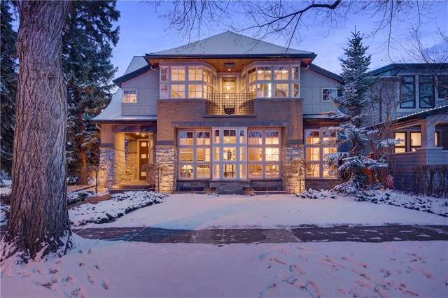 523 Riverdale Avenue SW, Calgary, AB T2S 0Y1 (#C4270875) :: Redline Real Estate Group Inc