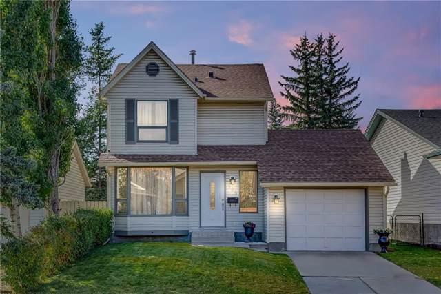 124 Ranchridge Drive NW, Calgary, AB T3G 1W3 (#C4270947) :: Redline Real Estate Group Inc