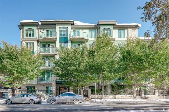 108 25 Avenue SW #102, Calgary, AB T2S 0K9 (#C4271136) :: Redline Real Estate Group Inc