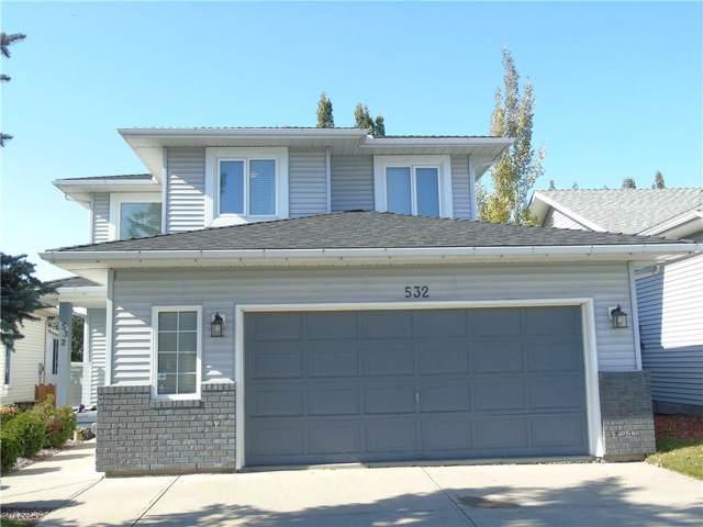 532 Riverbend Drive SE, Calgary, AB T2C 3K9 (#C4271166) :: Calgary Homefinders