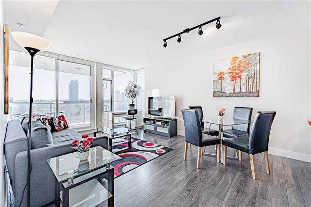 519 Riverfront Avenue SE #1107, Calgary, AB T2G 1K6 (#C4271337) :: Redline Real Estate Group Inc