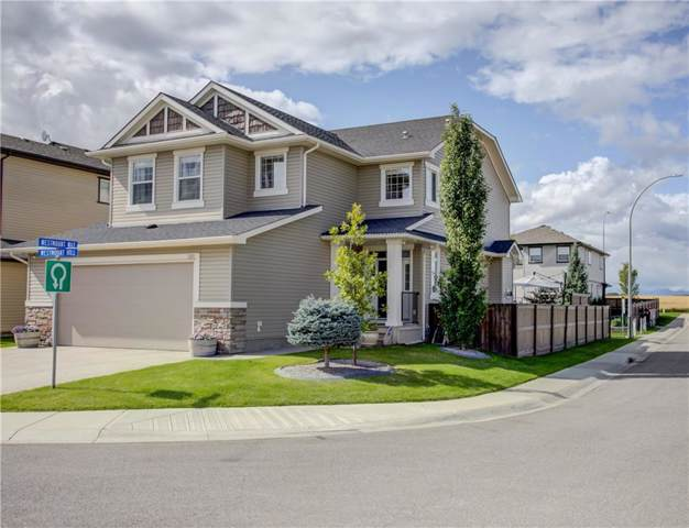 101 Westmount Hill(S), Okotoks, AB  (#C4271417) :: Redline Real Estate Group Inc
