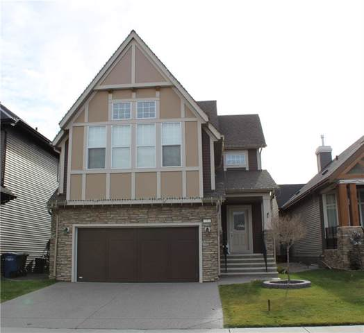 7 Cooperstown Row SW, Airdrie, AB T4B 3T5 (#C4271436) :: Calgary Homefinders