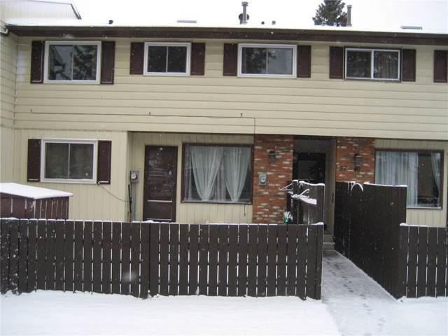 175 Manora Place NE #38, Calgary, AB  (#C4271456) :: Redline Real Estate Group Inc