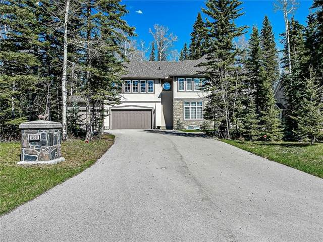 506 Hawks Nest Lane, Priddis Greens, AB T0L 1W3 (#C4271884) :: Redline Real Estate Group Inc