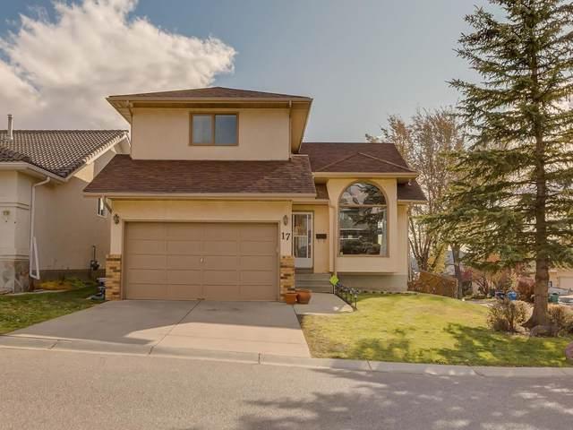 17 Deerview Terrace SE, Calgary, AB T2J 7B9 (#C4271910) :: The Cliff Stevenson Group