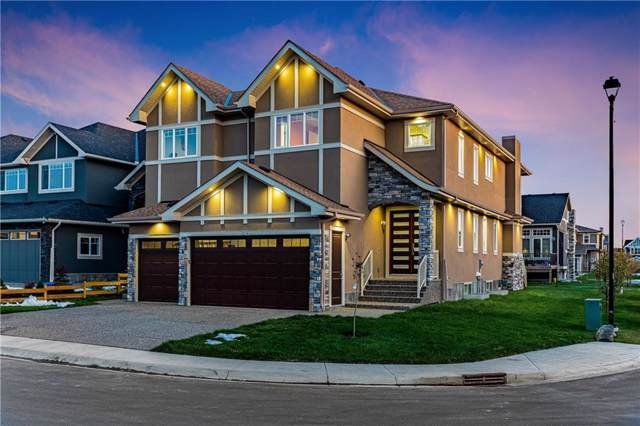 341 Kinniburgh Cove, Chestermere, AB T1X 0R7 (#C4272141) :: Redline Real Estate Group Inc