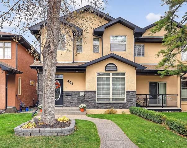 404 34 Avenue NW, Calgary, AB T2K 0B8 (#C4272226) :: Virtu Real Estate