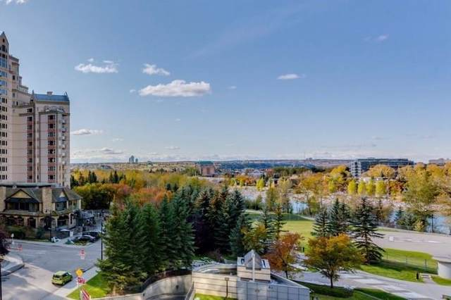738 1 Avenue SW #607, Calgary, AB T2P 5G8 (#C4272230) :: Redline Real Estate Group Inc