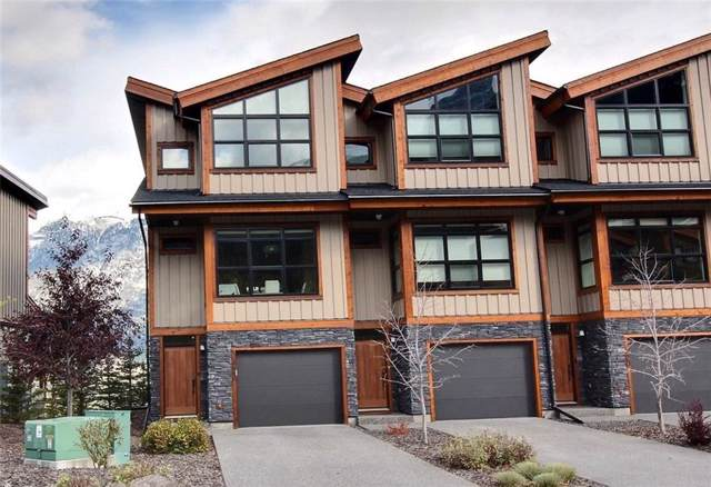 222 Riva Heights, Canmore, AB T1W 3L4 (#C4272608) :: Canmore & Banff