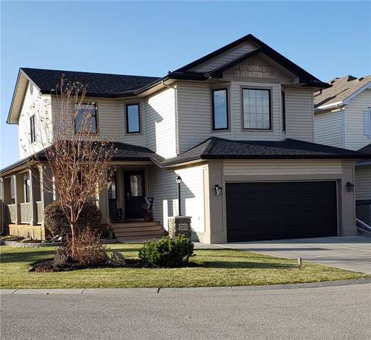 750 Cimarron Close, Okotoks, AB T1S 1X4 (#C4272733) :: Redline Real Estate Group Inc