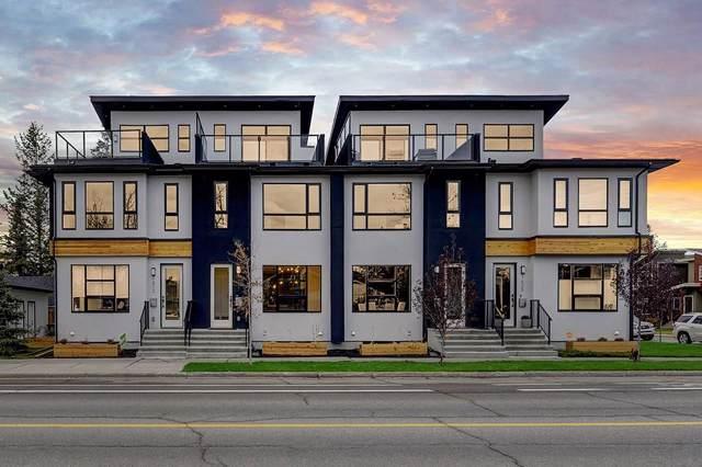 1621 6 Avenue NW, Calgary, AB T2N 0W1 (#C4272905) :: Virtu Real Estate