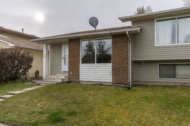 35 Sheppard Road SW, High River, AB T1V 1C7 (#C4272995) :: Redline Real Estate Group Inc