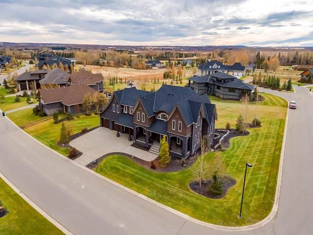 155 Leighton Lane, Rural Rocky View County, AB T3Z 0A2 (#C4273092) :: Calgary Homefinders