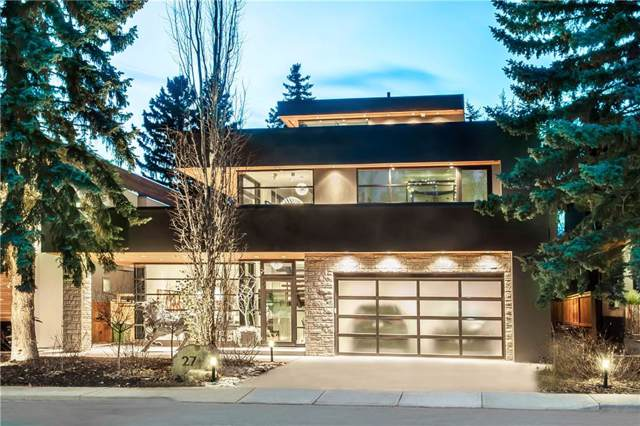 27 Windsor Crescent SW, Calgary, AB T2V 1V5 (#C4273128) :: Calgary Homefinders