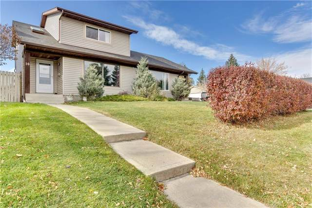 10 Ranch Glen Drive NW, Calgary, AB T3G 1E3 (#C4273188) :: Redline Real Estate Group Inc