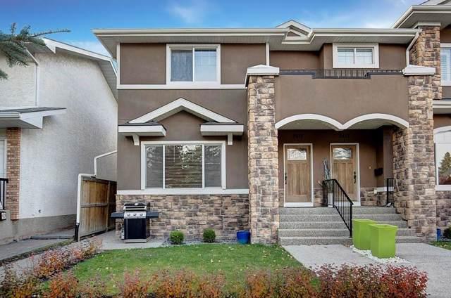 2415 28 Street SW #2, Calgary, AB T3E 2H7 (#C4273199) :: Western Elite Real Estate Group