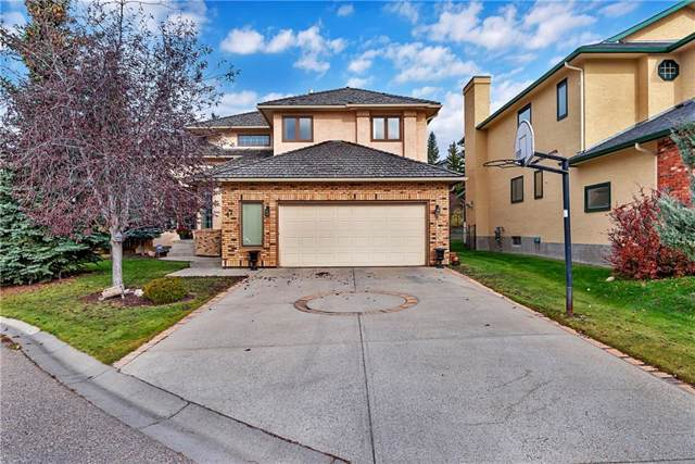 47 Edgeview Heights NW, Calgary, AB T3A 4W8 (#C4273306) :: Virtu Real Estate