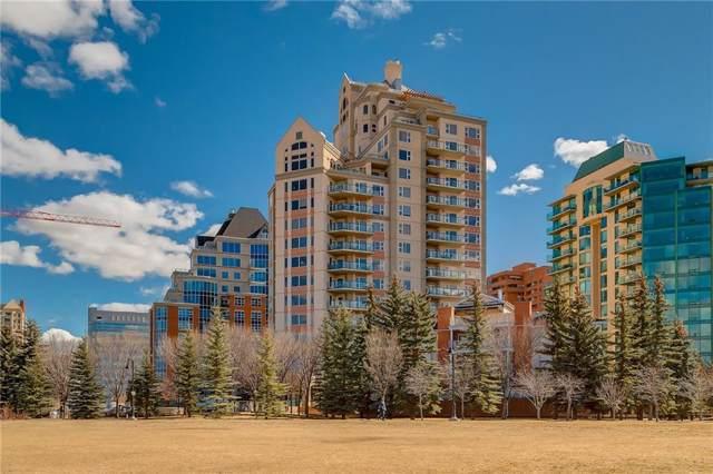 200 La Caille Place SW #603, Calgary, AB T2P 5E2 (#C4273425) :: The Cliff Stevenson Group