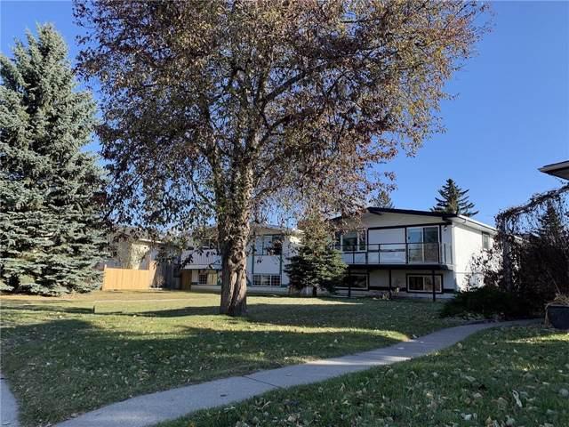 5828 Bowwater Crescent NW, Calgary, AB T3B 2E2 (#C4273751) :: The Cliff Stevenson Group