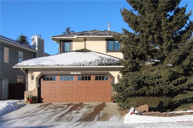 91 Edgepark Way NW, Calgary, AB T3A 4N8 (#C4273863) :: Redline Real Estate Group Inc
