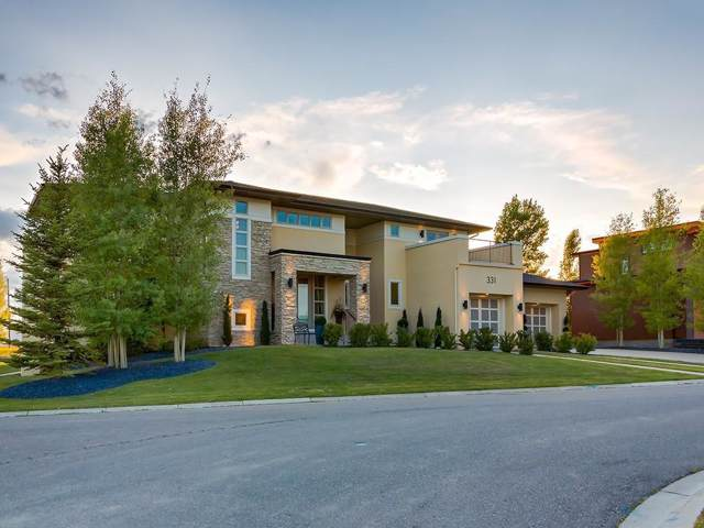 331 Leighton View, Rural Rocky View County, AB T3Z 0A2 (#C4273924) :: Calgary Homefinders