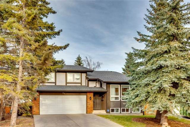 24 Coach Ridge Bay SW, Calgary, AB  (#C4274198) :: The Cliff Stevenson Group