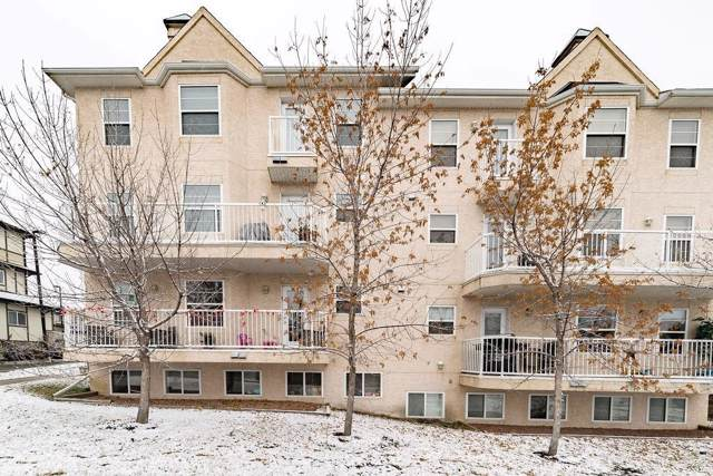 50 Westland Road #202, Okotoks, AB T1S 2G4 (#C4274375) :: The Cliff Stevenson Group