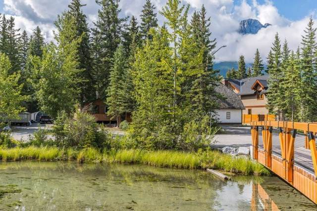 433 5th Street, Canmore, AB T1W 2E7 (#C4274429) :: The Cliff Stevenson Group
