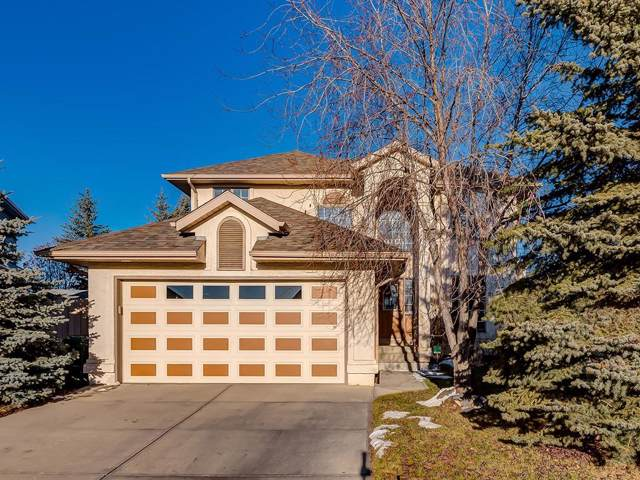 723 Schubert Place NW, Calgary, AB T3L 1X4 (#C4274471) :: Virtu Real Estate
