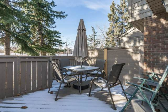 829 Coach Bluff Crescent SW #101, Calgary, AB T3H 1B1 (#C4274530) :: The Cliff Stevenson Group