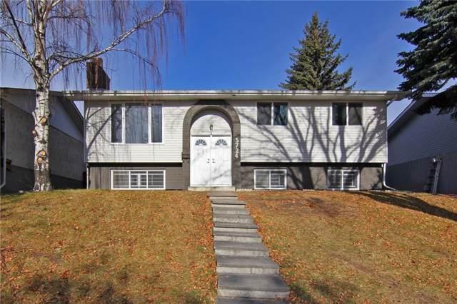 5724 18 Avenue NE, Calgary, AB  (#C4274573) :: Virtu Real Estate