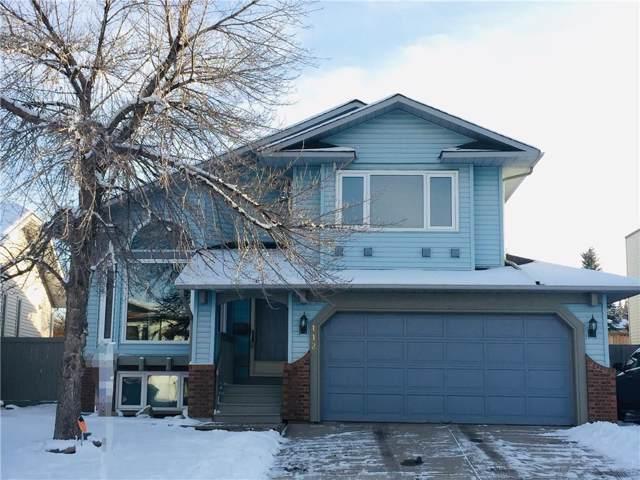 112 Sandstone Road NW, Calgary, AB T3K 2W9 (#C4274574) :: Virtu Real Estate