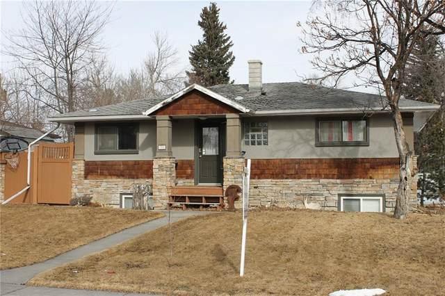156 Hartford Road NW, Calgary, AB T2K 2A8 (#C4274760) :: Redline Real Estate Group Inc