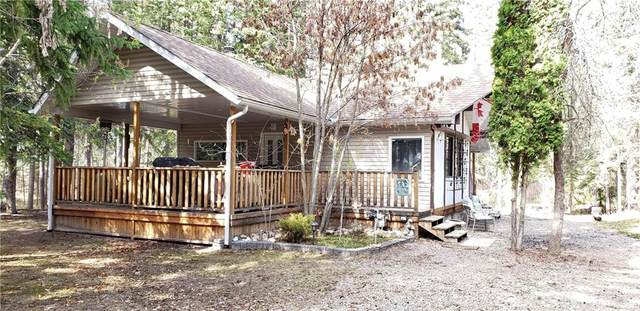 138 Highway 587, Rural Red Deer County, AB T0M 0K0 (#C4274780) :: Redline Real Estate Group Inc