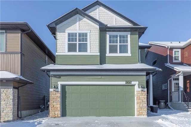 135 Evansfield Rise NW, Calgary, AB T3P 0L7 (#C4274850) :: Virtu Real Estate