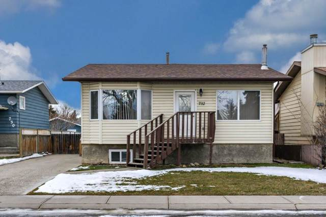 732 9 Avenue SE, High River, AB T1V 1K5 (#C4274905) :: Redline Real Estate Group Inc