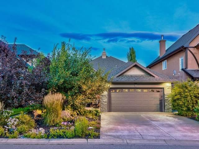11 Wentworth Heights SW, Calgary, AB T3H 5K2 (#C4275074) :: Virtu Real Estate