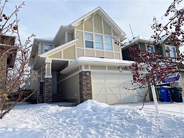 94 Cranford Garden(S) SE, Calgary, AB T3M 0W9 (#C4275172) :: Redline Real Estate Group Inc