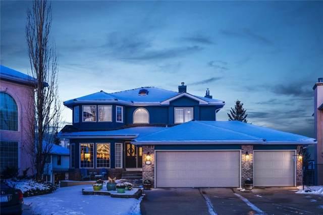 222 Woodpark Green SW, Calgary, AB T2W 6E9 (#C4275174) :: Redline Real Estate Group Inc