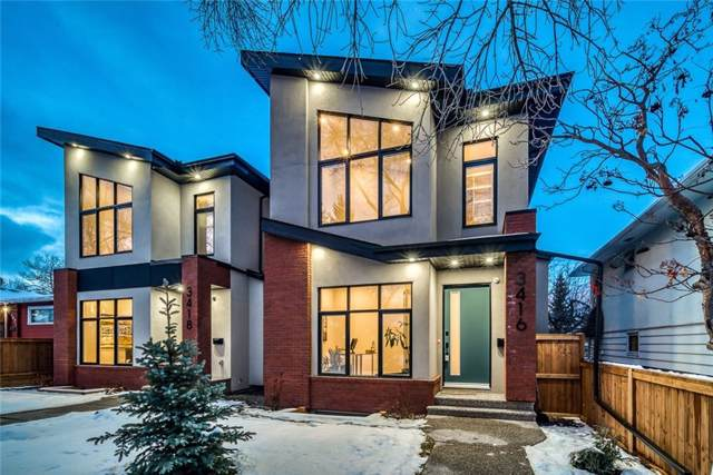 3416 Exshaw Road NW, Calgary, AB T2M 4G2 (#C4275181) :: The Cliff Stevenson Group