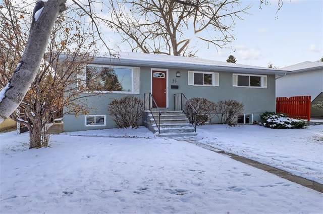 35 Rossmere Road SW, Calgary, AB T3C 2N8 (#C4275371) :: Redline Real Estate Group Inc