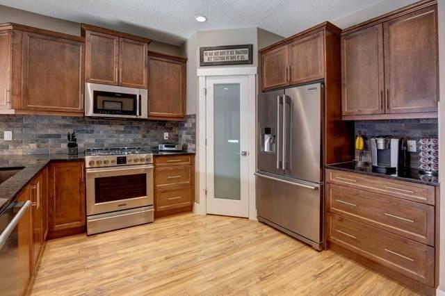 247 Cimarron Vista Way, Okotoks, AB T1S 0L5 (#C4275677) :: Redline Real Estate Group Inc
