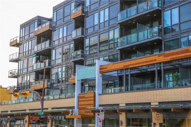 301 10 Street NW #402, Calgary, AB T2N 1V5 (#C4275751) :: Virtu Real Estate