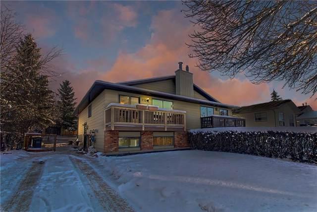 232 Glenpatrick Drive, Cochrane, AB T4C 1G2 (#C4275758) :: Redline Real Estate Group Inc