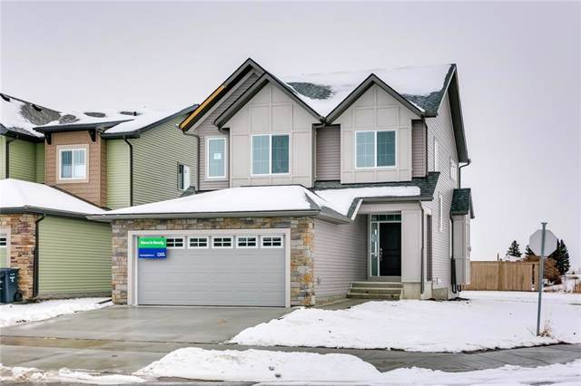 1606 Monteith Drive SE, High River, AB T1V 0H5 (#C4275767) :: Calgary Homefinders