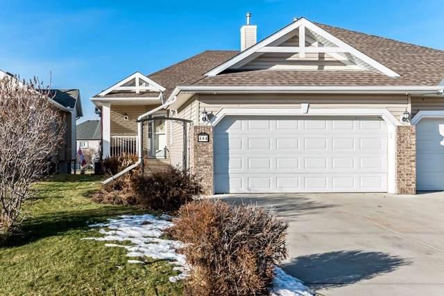 444 Crystalridge Terrace, Okotoks, AB T1S 1W6 (#C4275825) :: Redline Real Estate Group Inc