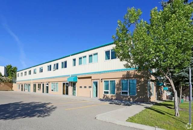 1289 Highfield Crescent SE #113, Calgary, AB T2G 5M2 (#C4275863) :: Canmore & Banff